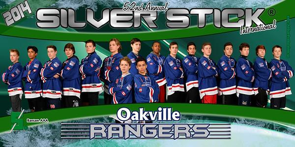 Bantam Oakville Rangers