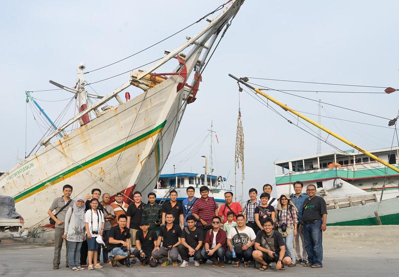 Sony Photowalk 7 Juni 2015 - Sunda Kelapa