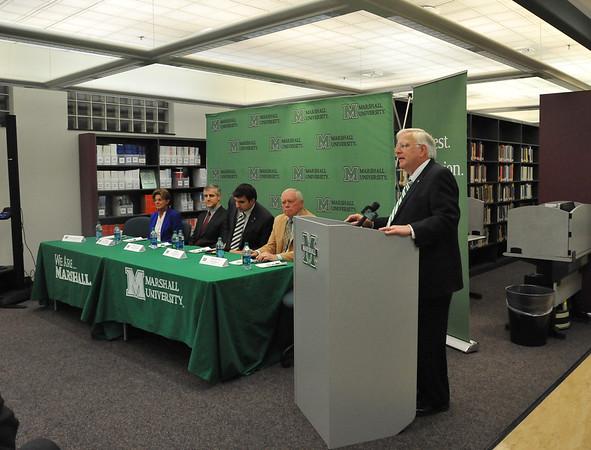 Higher Education Forum-South Charleston Campus-Nov. 2014