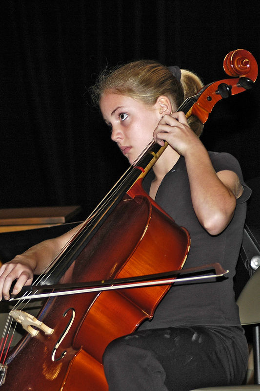 Fall '05 Beck Academy Concert
