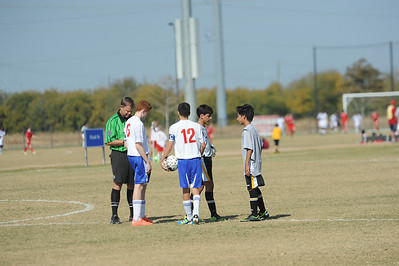 CL2012 Fall Game 1 vs FCD Central