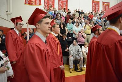 Mount Carmel Graduation 2016