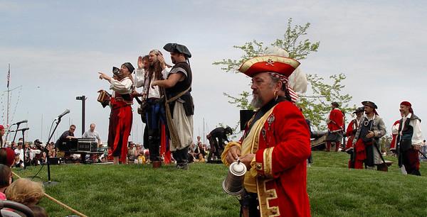 Pirate Invasion-Saturday, June 2, 2007