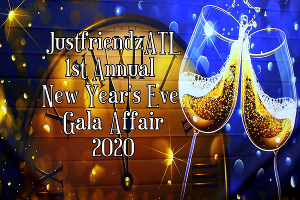 JustfriendzATL New Year's Eve 2020