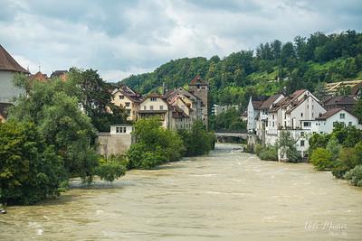 Hochwasser Brugg