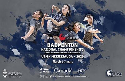 2020 CCAA Badminton National Championships
