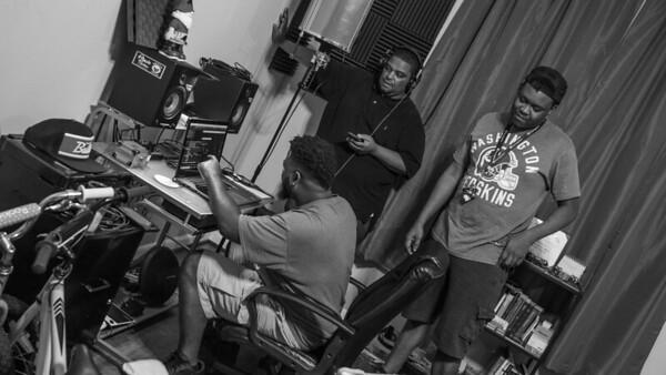 Studio Time - Trey, Nat & GP