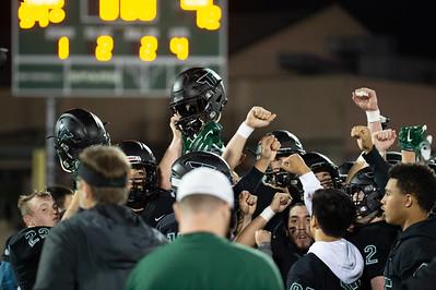 Tigard High School Varsity Football vs Aloha HS