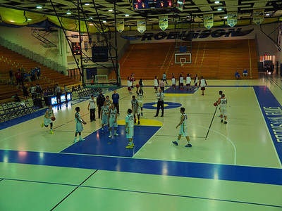 Boys JV Basketball - 1/14/14