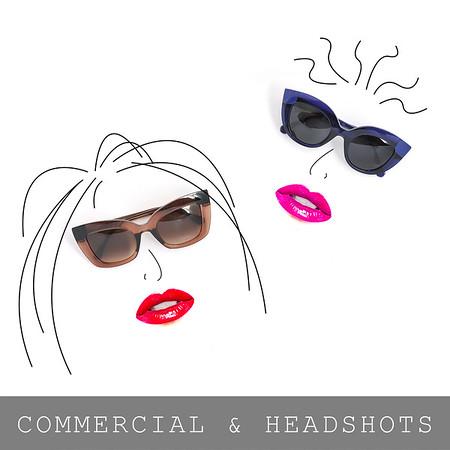 Commercial & Headshots
