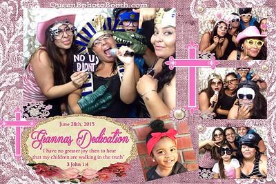 Gianna's Dedication Celebration!