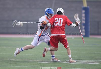 Penn Yan Lacrosse 4-22-16
