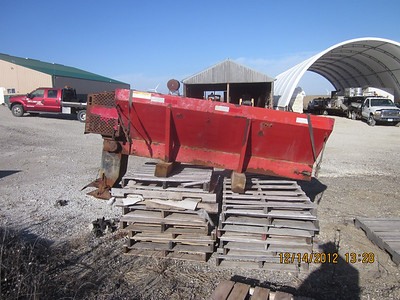 Sander...flatbed or pick up box