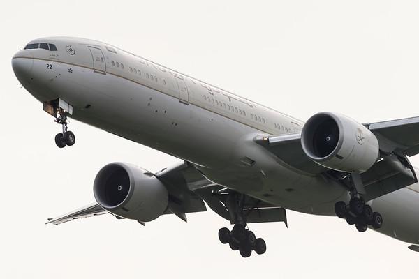 HZ-AK22 - Boeing 777-368/ER