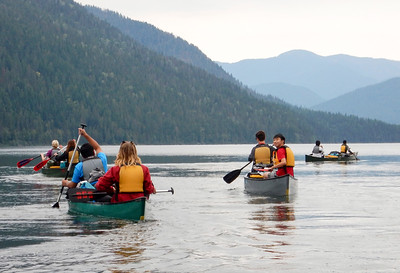 US 9th Priest Lake Campout 8-28 to 8-30-18