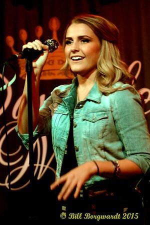 January 31, 2015 - Danielle Marie at Rednex in Morinville