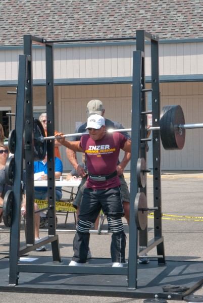 Weigth Lifting 4/25/09
