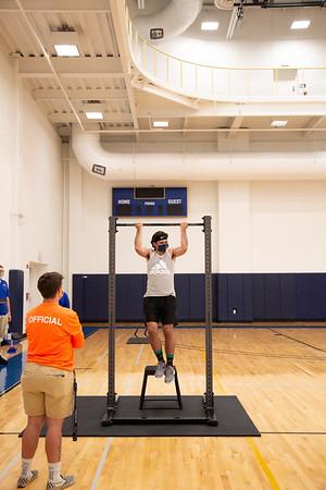 Fitness Combine Fall 2020