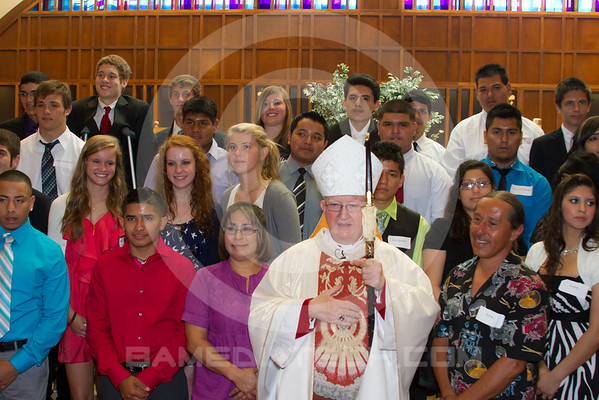 2012 Confirmations