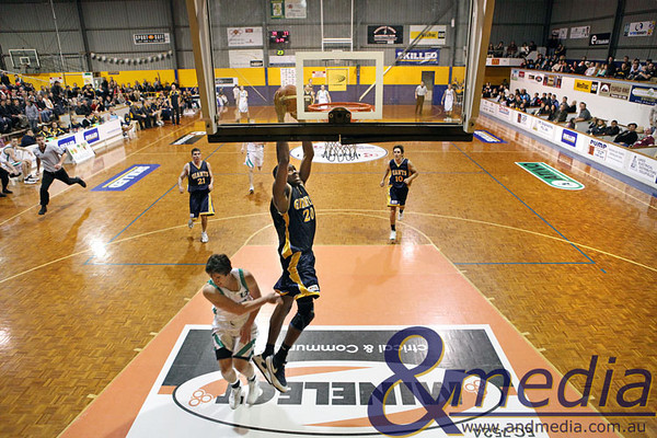 SBL Round Sixteen: Goldfields Giants vs Wanneroo Wolves