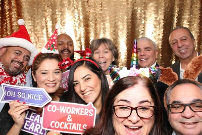 Able Services Holiday Luncheon 2019
