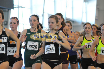 Women's 5000 Invite, Gallery 2 - 2013 GVSU Big Meet