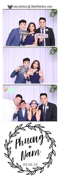Phuong & Nam Wedding - April 6, 2019