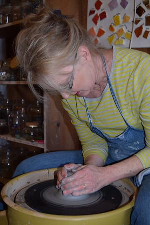 Susan Donald Pottery