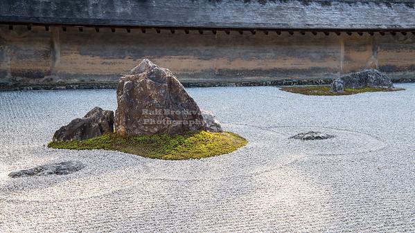 Japan - Kyoto - Ryōan-ji Temple