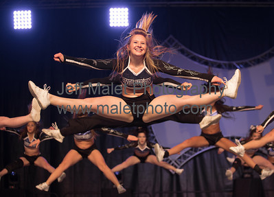 Live! DC 2014 (Cheerleading and Dance Competition) - complete set