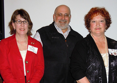 2012 04 25: Twin Ports Wisconsin Badgers, Paul Award