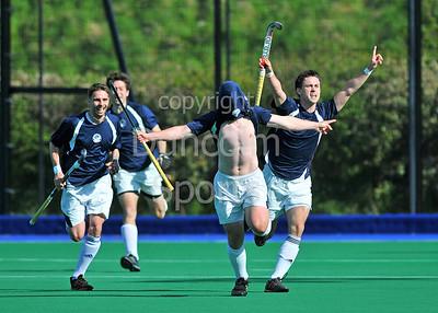 Scottish Cup Final - Grove Menzieshill v Kelburne