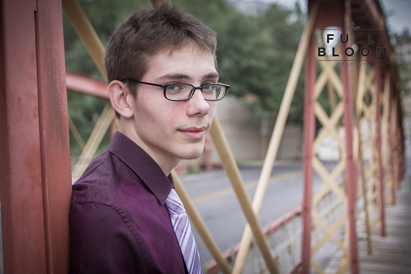 Nathan's Senior Session