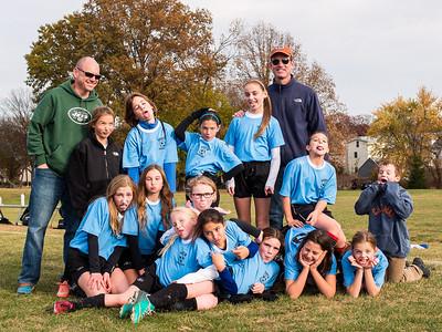 Dragonflies Soccer: Fall 2013