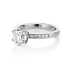 1.32ct Old European Cut Solitaire by Vatche, GIA I VS 1