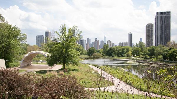 Lincoln Park Board Walk