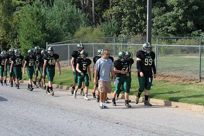 PGMS vs Little Mill - 9/9/14