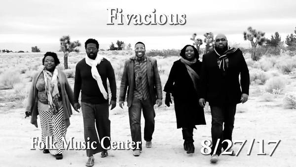 Fivacious Folk Music Center