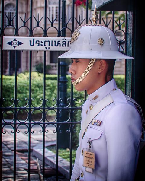 Emperors Palace Guard