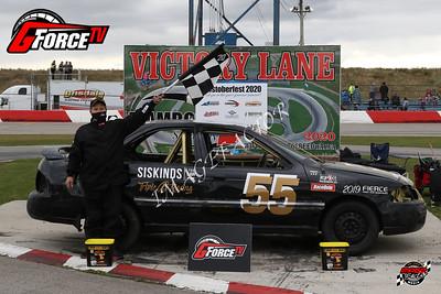Flamboro Speedway- GForceTV- October 3rd