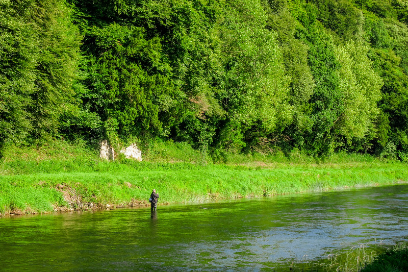 River Suir between Swiss Cottage and Cahir
