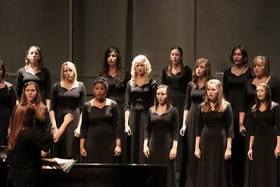 Gilbert High School Choir