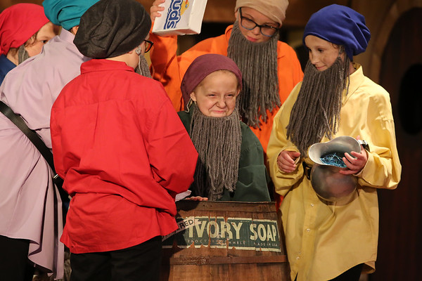 Snow White and The Seven Dwarfs  A