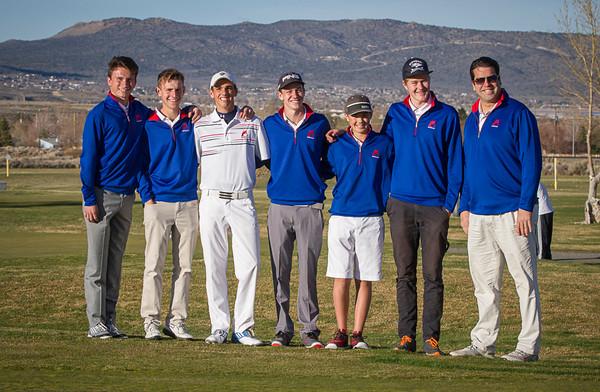 2015 RHS Boys Golf