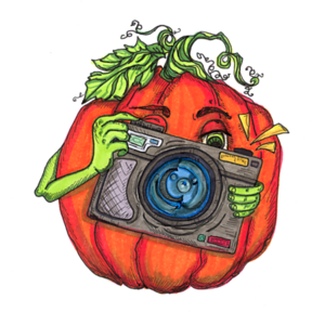 Pumpkin Photo Logo
