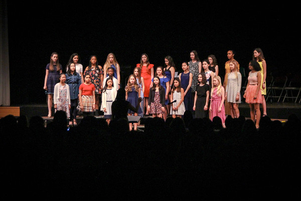 All-School Art Show and Spring Concert