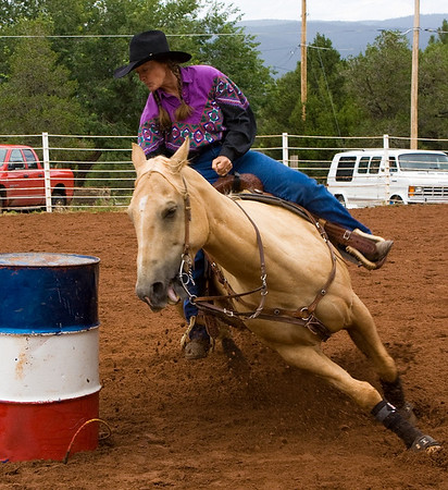 Pecos, New Mexico Rodeo 2007