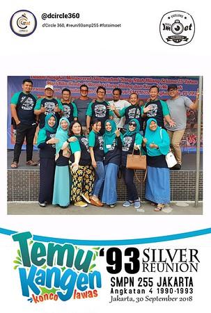 180930 | Reuni Angkatan 93 SMPN 255 Jakarta