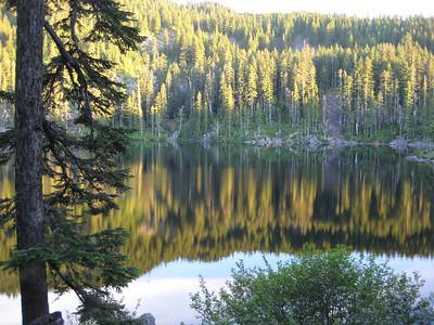 Mason Lake July 2009