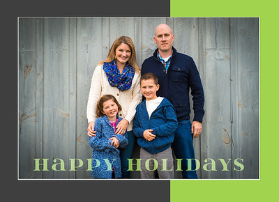 Chenail Holiday Card